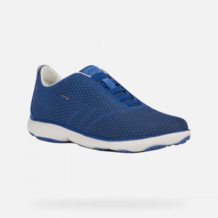 Zapatos Deportivos Hombre Geox Nebula Man Azul