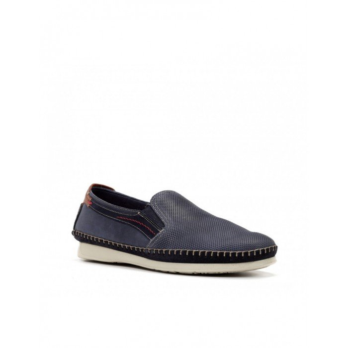 Zapatos Hombre Fluchos Komodo F0198 Azul Océano