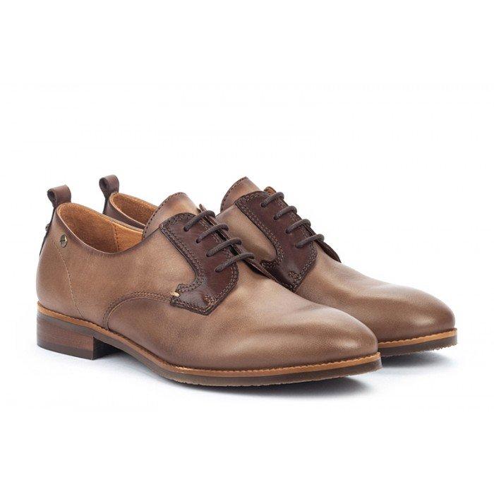 Zapatos Mujer Pikolinos Royal W4D-4723C1 Marrón Siena/Olmo