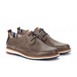 Zapatos Hombre Pikolinos Berna M8J-4273 Gris Dark Grey