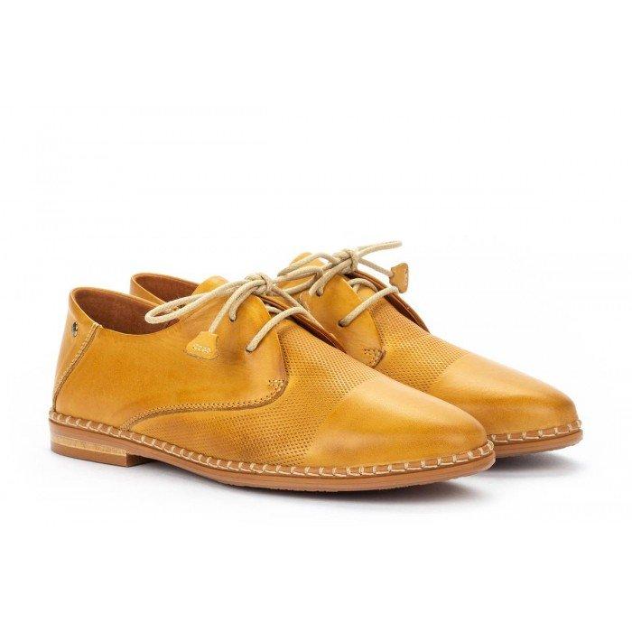 Zapatos Mujer Pikolinos Merida W4F-4994 Amarillo Honey
