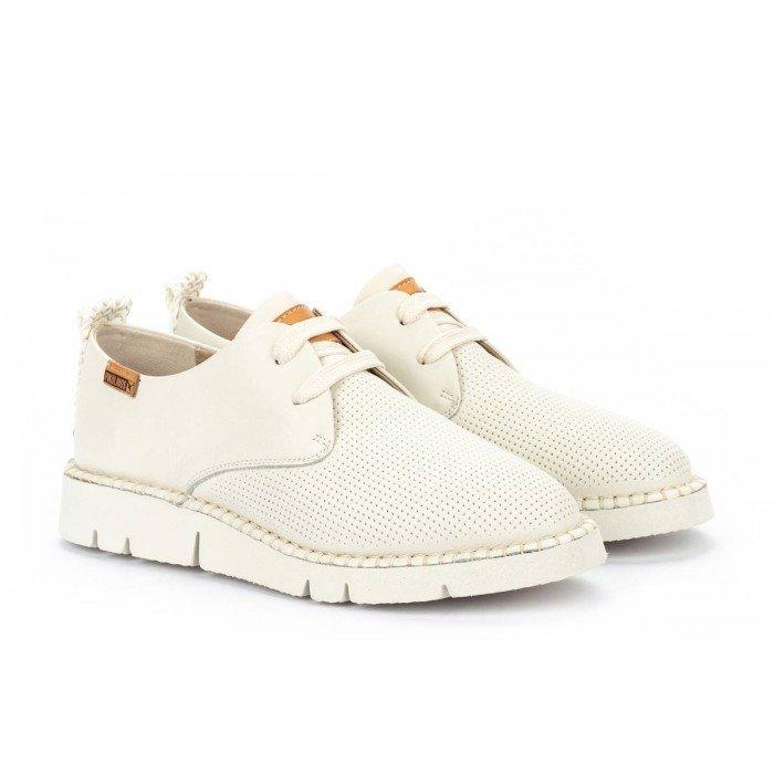 Zapatos Mujer Pikolinos Vera W4L-6780 Blanco Nata