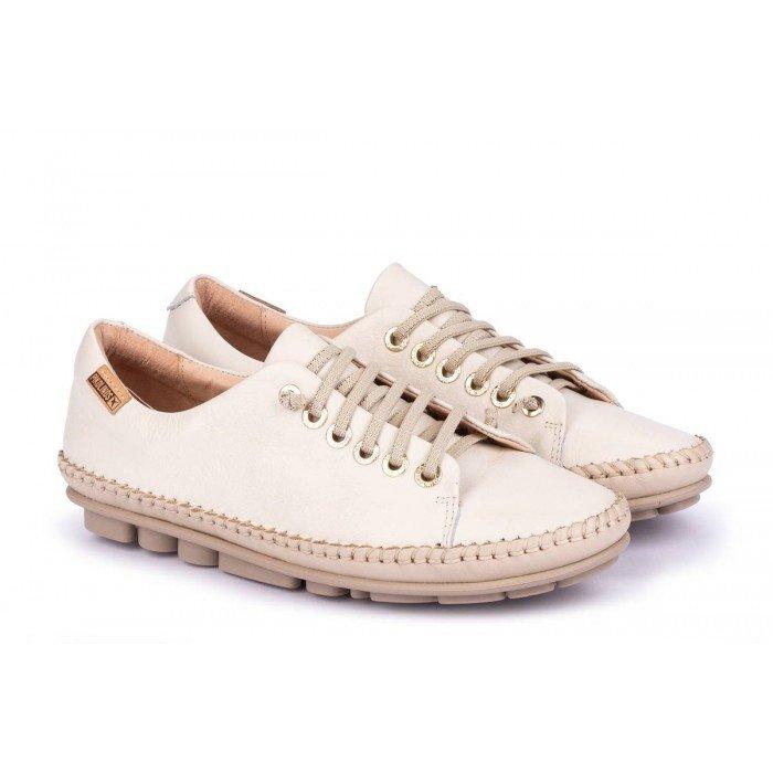Zapatos Mujer Pikolinos Riola W3Y-4925C1 Blanco Nata