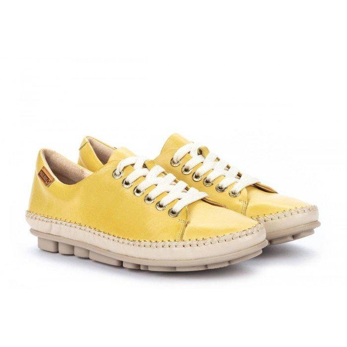 Zapatos Mujer Pikolinos Riola W3Y-4925C1 Amarillo Sol