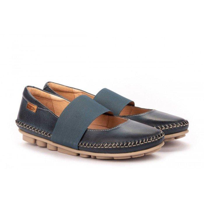 Zapatos Mujer Pikolinos Riola W3Y-2580 Azul Sapphire