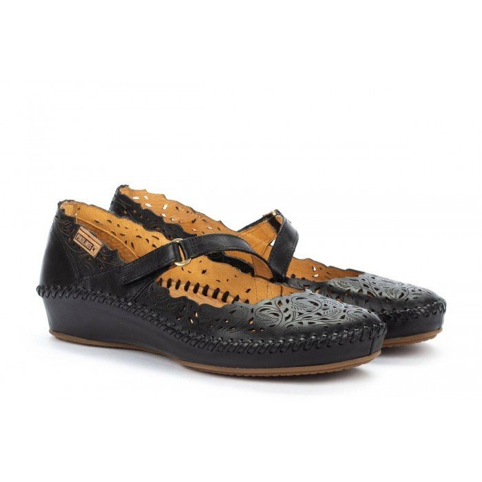 Zapatos Mujer Pikolinos P.Vallarta 655-0898 Negro