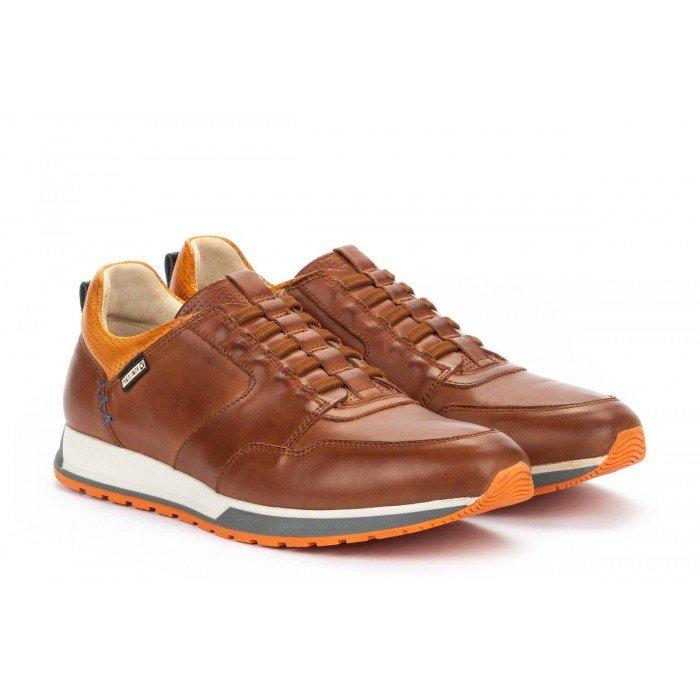 Zapatos Hombre Pikolinos Cambil M5N-6256 Cuero