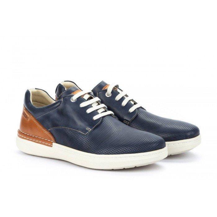Zapatos Hombre Pikolinos Begur M7P-4349C1 Azul