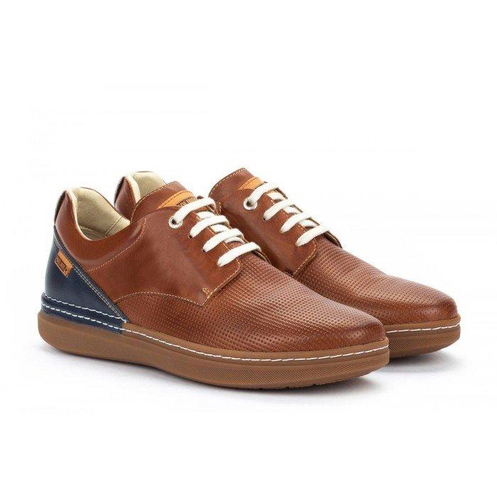Zapatos Hombre Pikolinos Begur M7P-4349C1 Cuero