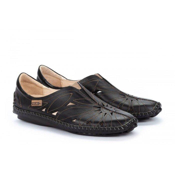 Zapatos Mujer Pikolinos Jerez 578-7399 Negro