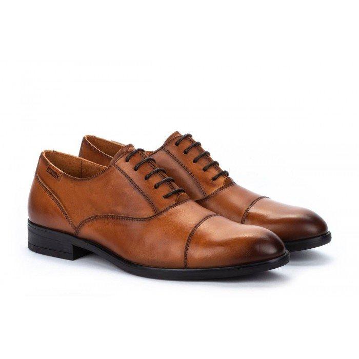Zapatos Hombre Pikolinos Bristol M7J-4184 Brandy