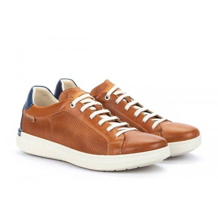 Zapatos Hombre Pikolinos Begur M7P-6311 Cuero
