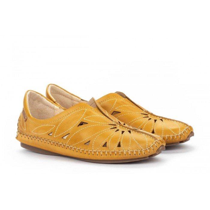 Zapatos Mujer Pikolinos Jerez 578-7399 Amarillo Honey