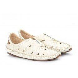 Zapatos Mujer Pikolinos Jerez 578-7399 Blanco Nata