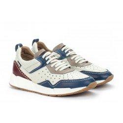 Zapatos Hombre Pikolinos Meliana M6P-6309C1  Azul