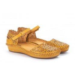 Zapatos Mujer Pikolinos P.Vallarta 655-0906 Amarillo Honey