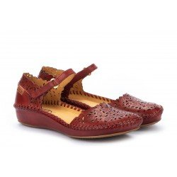 Zapatos Mujer Pikolinos P.Vallarta 655-0906 Rojo Sandía