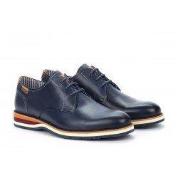 Zapatos Hombre Pikolinos Arona M5R-4343 Azul Blue