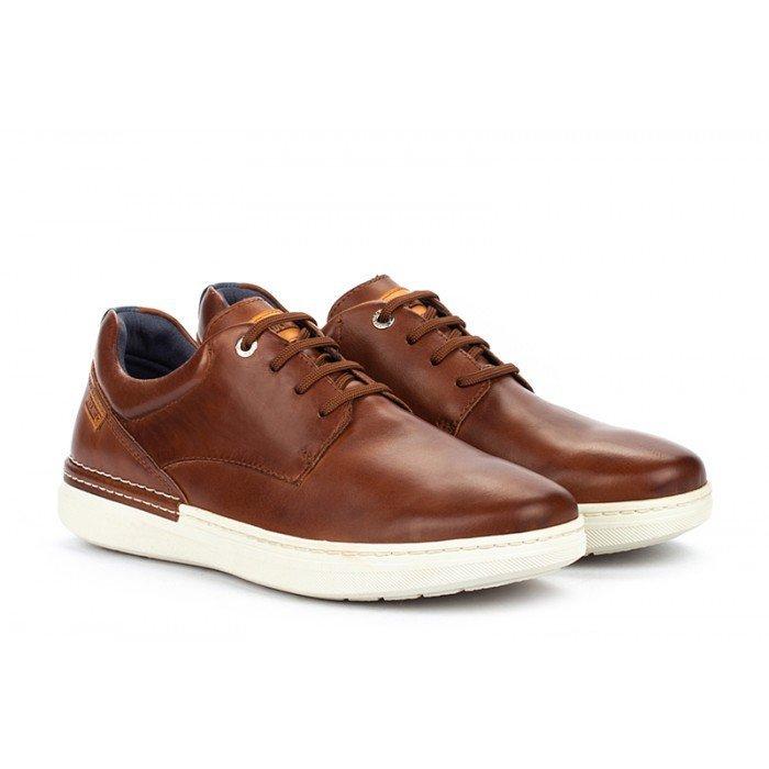 Zapatos Hombre Pikolinos Begur M7P-4326 Cuero