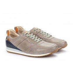 Zapatos Hombre Pikolinos Liverpool M2A-6304 Gris Slate