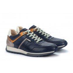 Zapatos Deportivos Hombre Pikolinos Cambil M5N-6319 Azul