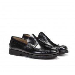 Zapatos Hombre Castellanos Fluchos Stamford F0047 Florentick Negro