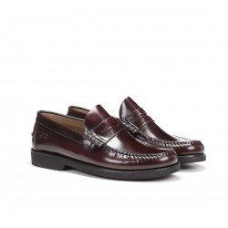 Zapatos Hombre Castellanos Fluchos Stamford F0047 Florentick Burdeos