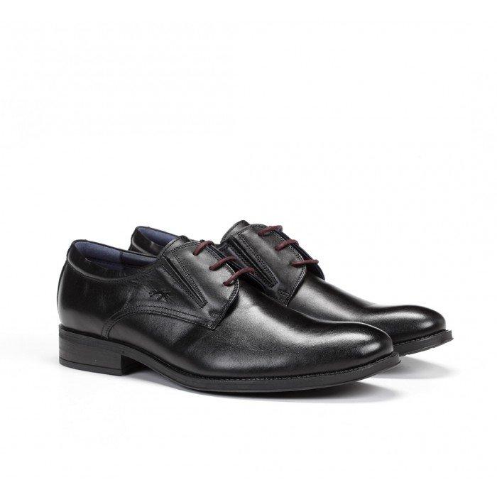 Zapatos Hombre Fluchos Heracles 8410 Negro