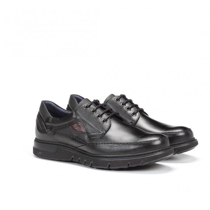 Zapatos Hombre Fluchos Celtic F0248 Salvate Negro