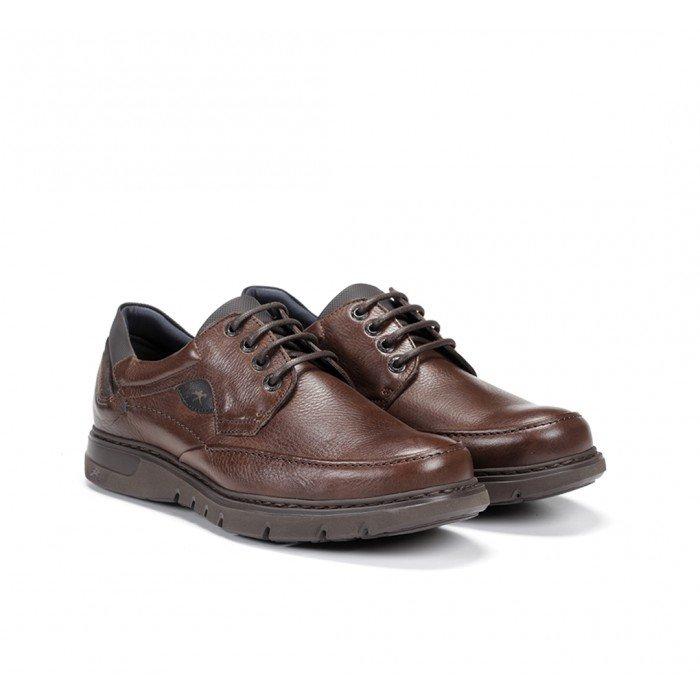 Zapatos Hombre Fluchos Celtic F0248 Salvate Tabaco