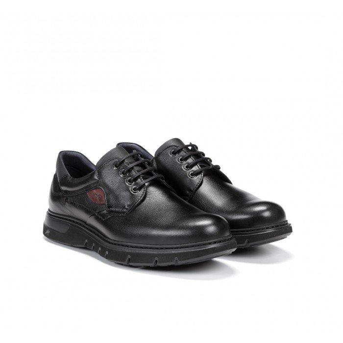 Zapatos Hombre Fluchos Celtic F0247 Negro