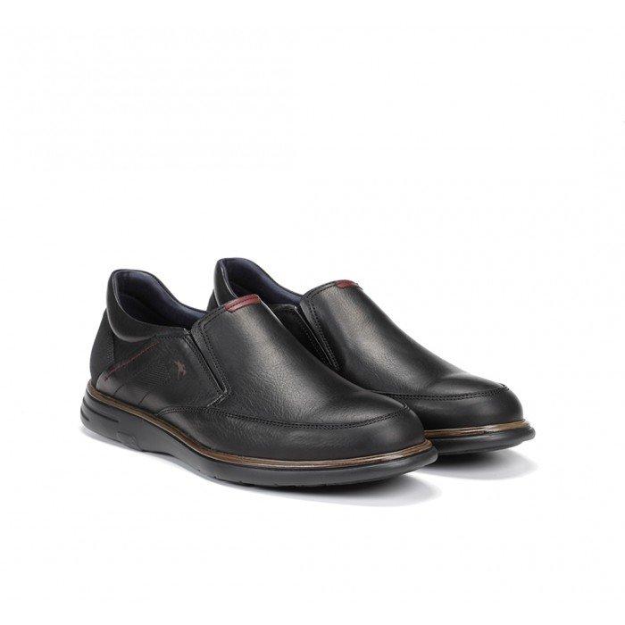Zapatos Hombre Fluchos Thunder F0338 Negro