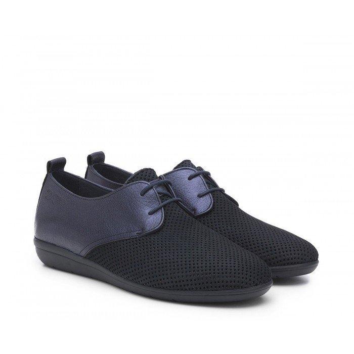 Zapatos Mujer 24 Hrs 24409 Azul