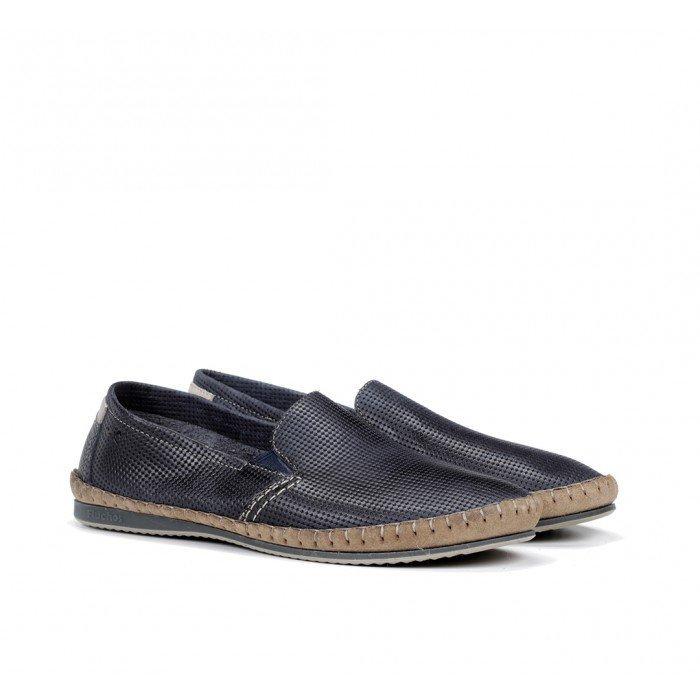 Zapatos Hombre Fluchos Bahamas 8674 Azul Océano
