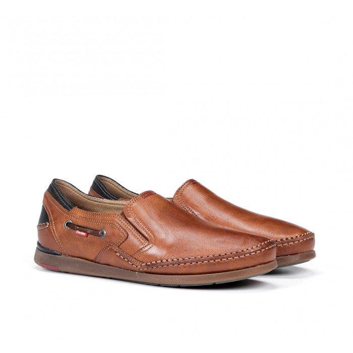 Zapatos Hombre Fluchos James 9883 Cuero