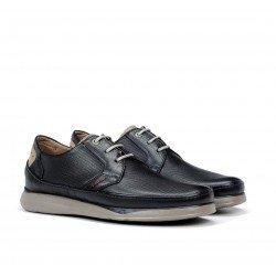 Zapatos Hombre Fluchos  Jones F0460 Azul Marino