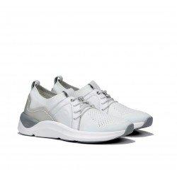 Zapatos Deportivos Mujer Dorking de Fluchos Atom F0876 Blanco