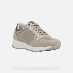 Geox D Airell A Taupe