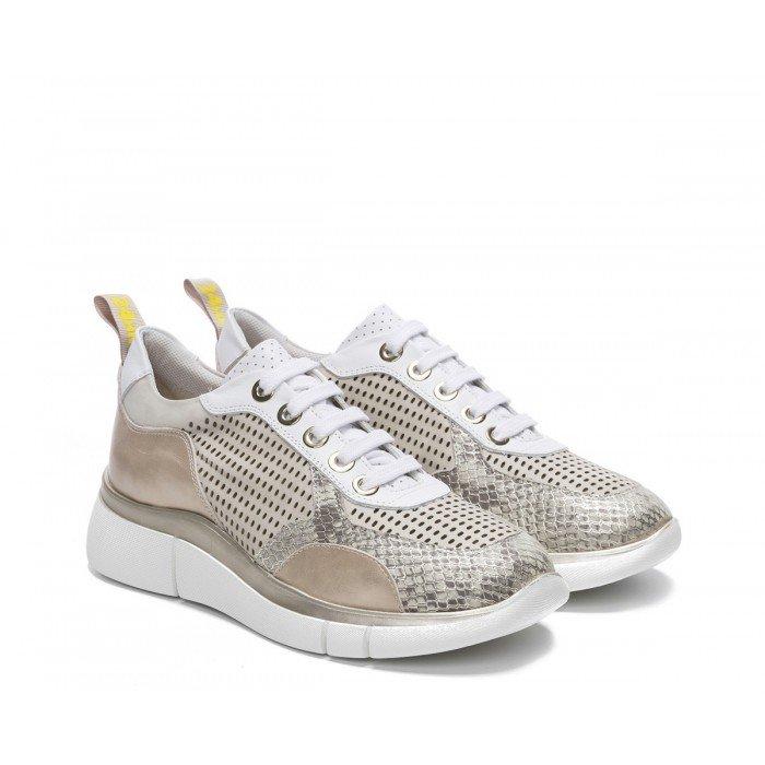 Sneakers Mujer 24 Hrs 24454 Beige