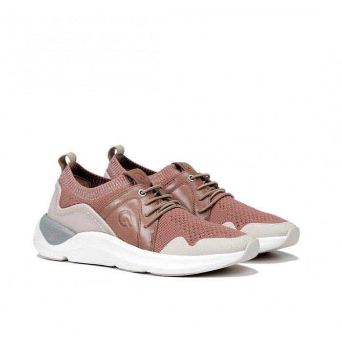 Zapatos Deportivos Mujer Fluchos Atom F0879 Rosa