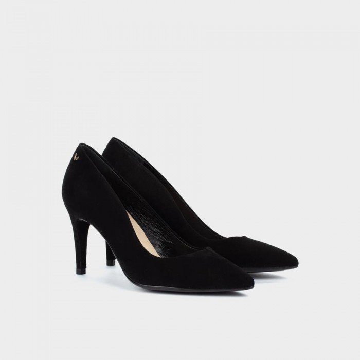 Zapatos Salon Mujer Martinelli Thelma 1489-3366A Negro
