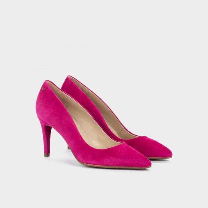 Zapatos Salon Mujer Martinelli Thelma 1489-3366A Rosa Frambuesa