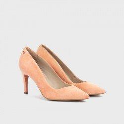 Zapatos Salon Mujer Martinelli Thelma 1489-3366A Rosa Maquillaje