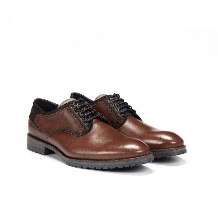 Zapatos Hombre Fluchos F0273 Brezza Camel