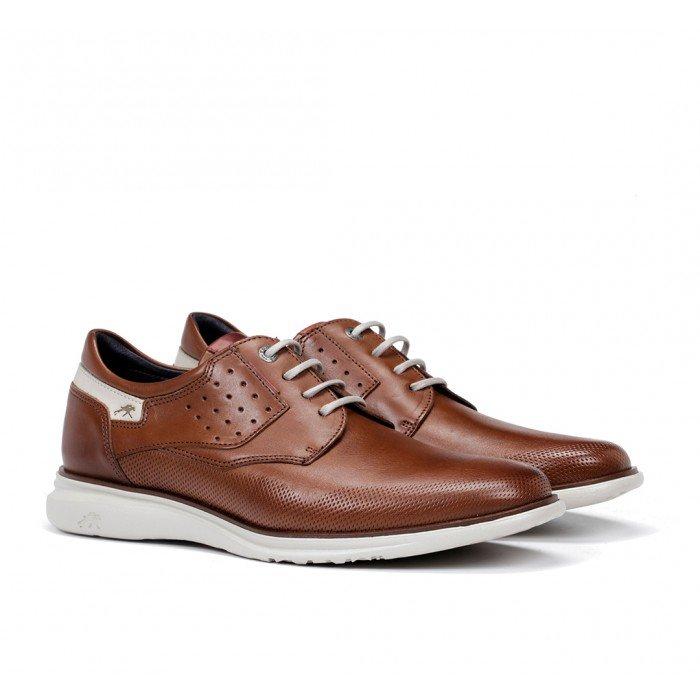 Zapatos Hombre Fluchos Fenix F0194 Breza Cuero