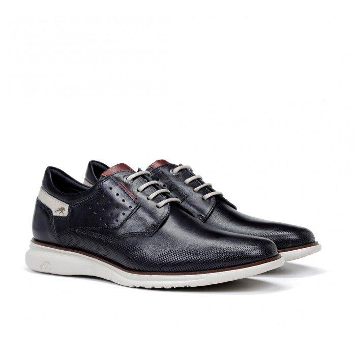 Zapatos Hombre Fluchos Fenix F0194 Azul Océano