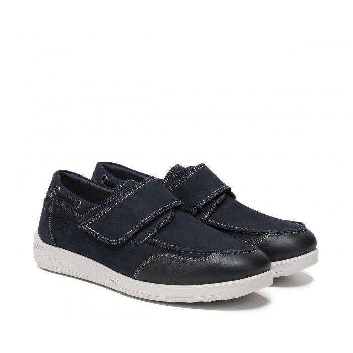 Zapatos Hombre 24 Hrs 10613 Azul Marino