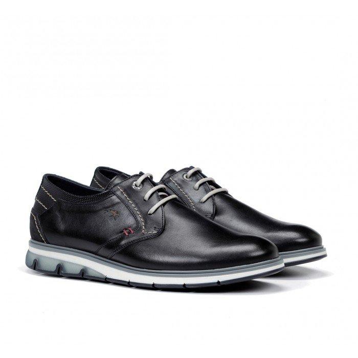 Zapatos Hombre Fluchos Kemp F0776 Azul Marino