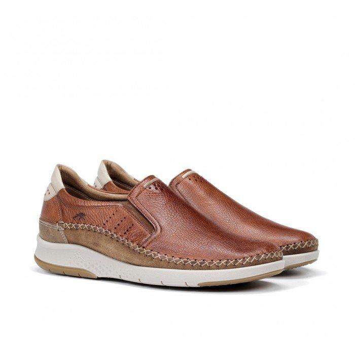 Zapatos Hombre Fluchos Maui F0794 Cuero