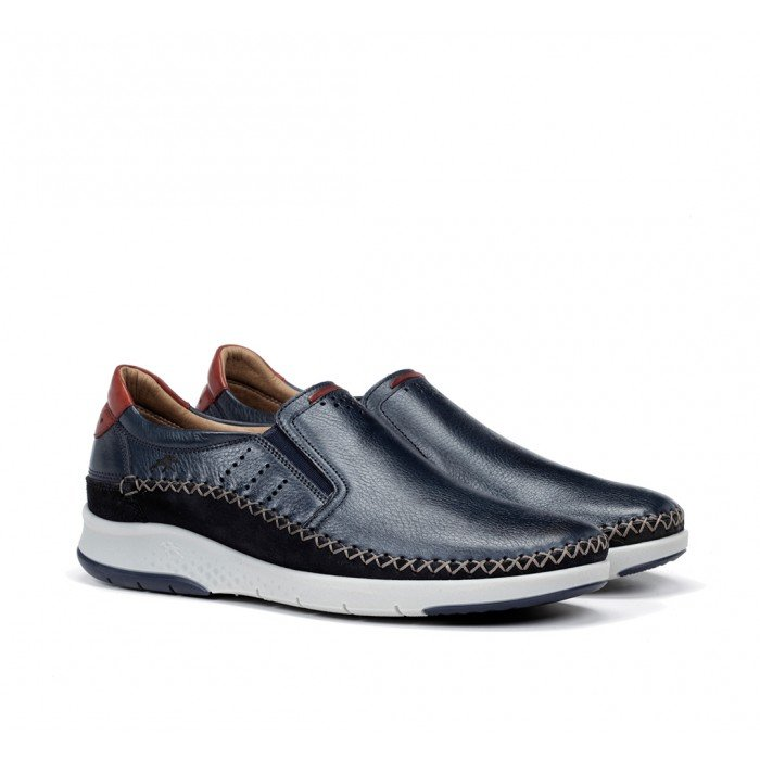 Zapatos Hombre Fluchos Maui F0794 Azul Lago